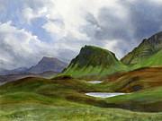 Sharon Freeman - Scotland Highlands Landscape