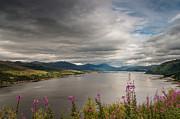Scotland's Landscape Print by Sergey Simanovsky