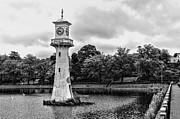 Steve Purnell - Scott Memorial Lighthouse Roath Park Cardiff 6 mono