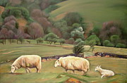 Sheila Diemert - Scottish Countryside