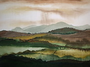 Hazel Millington - Scottish Hills