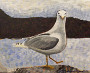Susan Williams Phillips - Scottish Seagull