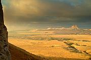 Plateaus Prints - Scottsbluff Vista.. Print by Al  Swasey