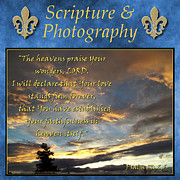 Bible Originals - Scripture and Photography Gallery by Glenn McCarthy Art and Photography