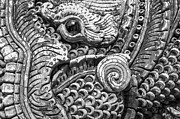 Sculpture Print by Thatchakon Hin-ngoen