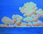 Carol Sabo - Sea and Clouds
