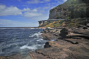 Terry Everson - Sea Cliff Bridge From...