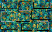 Abstract Thinking Posters - Sea Coral Poster by Betsy A Cutler East Coast Barrier Islands
