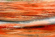 Sea Mist At Dawn Print by Kathie Nichols