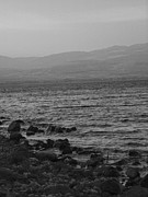 Jordan Photo Originals - Sea of Galilee by Sandra Pena de Ortiz