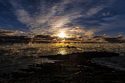 Marty Saccone - Sea Smoke Panorama