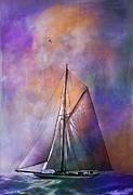 Sea Stories. II Print by Andrzej Szczerski