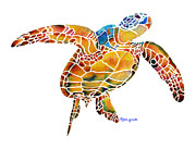 Jo Lynch - Sea Turtle Gentle Giant 2