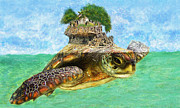 Jane Schnetlage - Sea Turtle Island