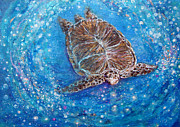 Ashleigh Dyan Bayer - Sea Turtle Mr. Longevity