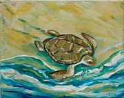 Linda Olsen - Sea Turtle Trail