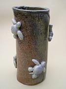 Jeanette K - Sea Turtle Vase