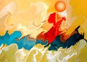 Seacape Print by Joseph Ferguson