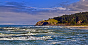 North American Photography Prints - Seacape Print by Robert Bales