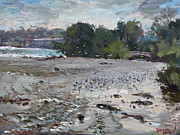 Ylli Haruni - Seagulls on Niagara River