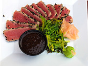 Thomas Marchessault - Seared Tuna with Ginger