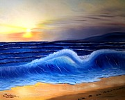 Barbara Pelizzoli - Seascape Wave