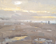 Roos Schuring - Seascape winter 4 And...