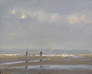 Roos Schuring - Seascape winter 8...