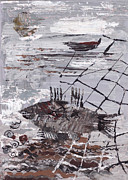 Yana Vergasova - Seascape With Fish And...