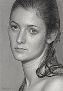 Photo-realism Drawings - Season Change by Dirk Dzimirsky