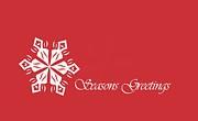 Andrea Kollo - Seasons Greetings Snowflake