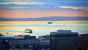 Inge Johnsson - Seattle and Elliott Bay