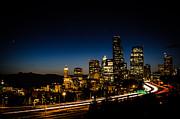 Brian Xavier - Seattle at Night