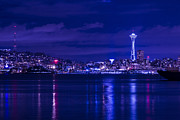 Luca Diana - Seattle by Night