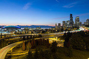 Daryl Hanauer - Seattle by Night2