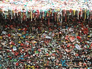 Ann Johndro-Collins - Seattle Gum Wall 3
