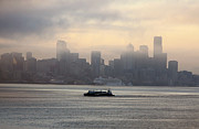 Sergey and Svetlana Nassyrov - Seattle in the fog