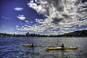 Spencer McDonald - Seattle Kayakers