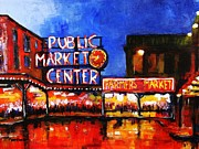 Marti Green - Seattle Public Market