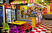 Old Home Place Photos - Seattle Sandwich Shop by Greg Sigrist