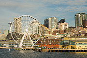 Robert Ford - Seattle Skyline and...
