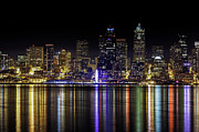 Bob Noble Photography - Seattle Waterfront