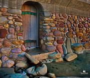 Seawall Prints - Seawall Entrance Print by Russ Harris