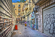 Jaffa Photos - Second Hand by Adam  Ingalls
