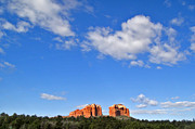 Sedona Arizona Big Sky Print by Gregory Dyer