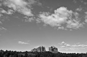Gregory Dyer - Sedona Arizona Big Sky in Black and White