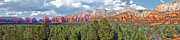 Gregory Dyer - Sedona Arizona Panorama - 02