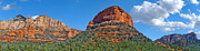 Gregory Dyer - Sedona Arizona Panorama