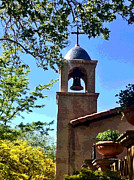 Patricia Haynes - Sedona Church Bell Tower
