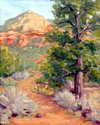 Sandy Farley - Sedona Morning Path